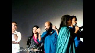 Washington Bangla Radio   ITI MRINALINI 2011 New Aparna Sen Bengali Movie Premiere