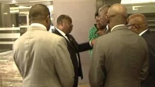Gabon : le Président Ali Bongo Ondimba rentre du Tchad après le sommet extraordinaire de la CEEAC