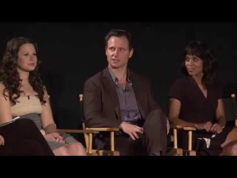 An Evening With Shonda 2) Tony Goldwyn Chemistry With Kerry Washington