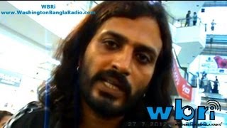 Muktodhara - Actor NIGEL AKKARA (VICKY) on MUKTODHARA (MUKTADHARA) [2012] Bengali Movie: Interview with WBRi