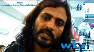 Muktodhara - Actor NIGEL AKKARA (VICKY) on MUKTODHARA (MUKTADHARA) [2012] Bengali Movie: Interview with WBRi