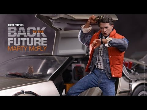 [PREVIEW] Hot Toys MARTY MCFLY Back to the Future / DiegoHDM