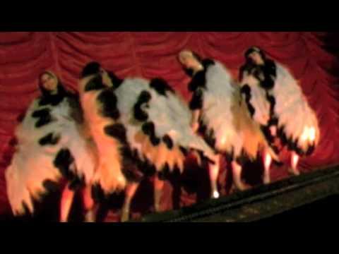 Michelle L'amour's Belles & Whistles! Burlesque Revue -chicago video