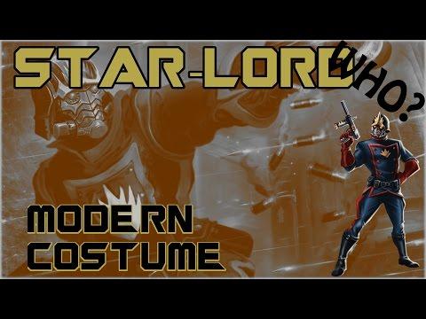 Marvel Avengers Alliance: Modern Star-Lord Alternate Costume