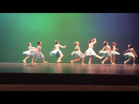 Taylor's Ballet: Fight Song Amazing Grace