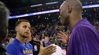 Kobe Bryant SECRETLY a Warriors Fan?