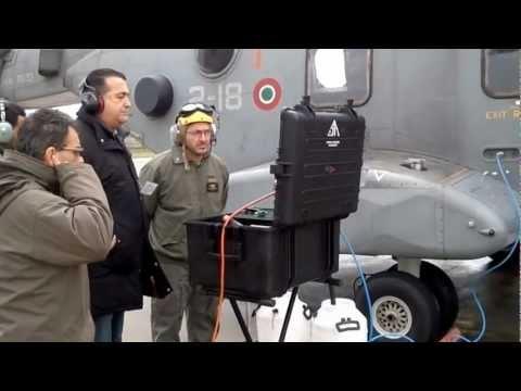 AgustaWestland EH-101 MMI desalinating washing