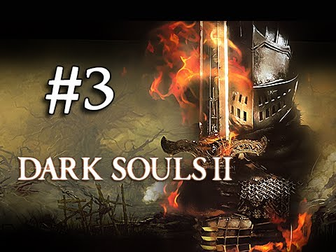 Dark Souls 2 Walkthrough Part 3 - Catacombs (1080p Gameplay Commentary)