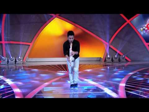 Programa Raul Gil - Caio Mesquita (amor Perfeito) - Eu E As Crianças 2013 video