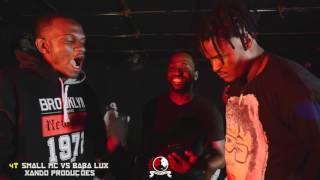 #RRPL Apresenta SMALL MC VS BABA LUX #T4