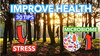 Action Steps to Health | Lowering Stress & Building Microbiome