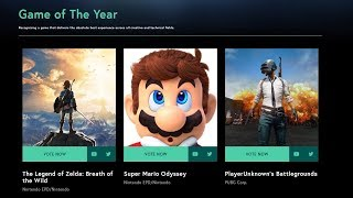 Our Thoughts On The Video Game Award Nominees - H.A.M. Radio Podcast Ep 133