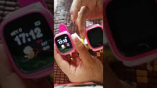 Đập hộp đồng hồ định vị trẻ em Wonlex Hw8 (phiên bản nâng cấp Wonlex GW400S)