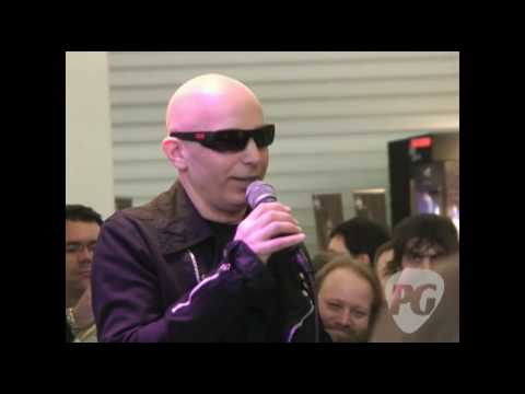 Joe Satriani Talks About the Vox Big Bad Wah Pedal