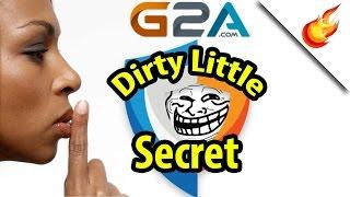 G2A's Dirty Little Secret