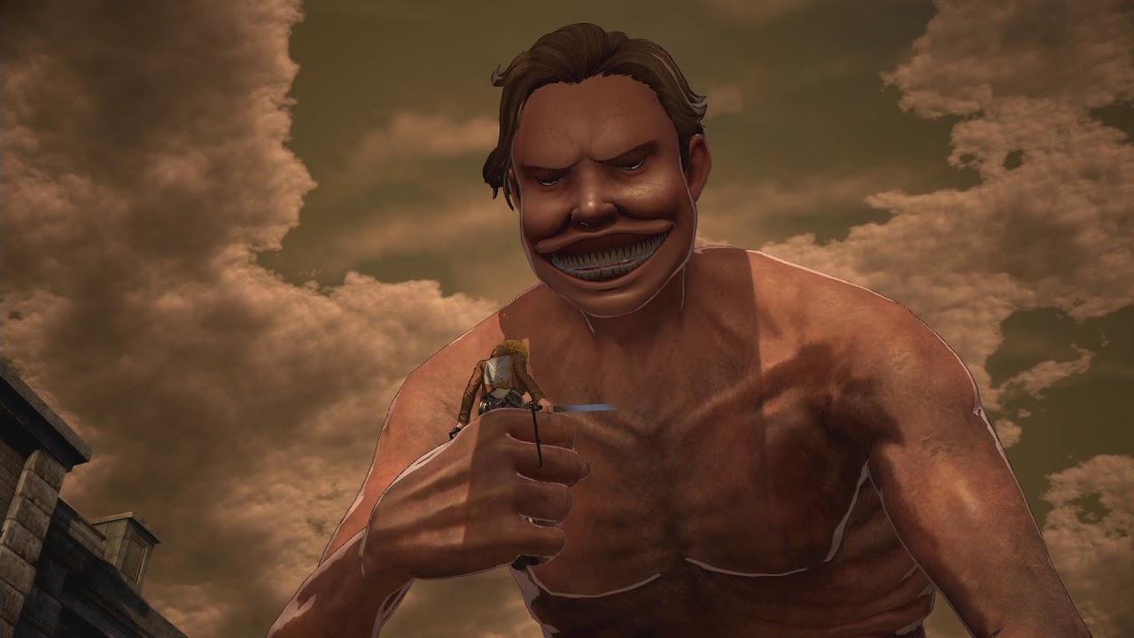 進擊的巨人2 宣傳影像4