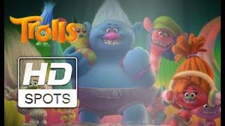 Trolls | Quinta-feira nos cinemas | Dublado HD