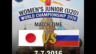 Япония до 20 : Россия до 20