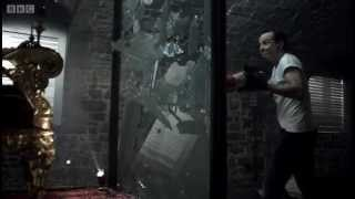 Moriarty steals the Crown Jewels - Sherlock Series 2- BBC