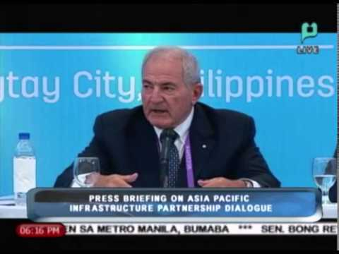 [APEC Finance Meeting] Press Briefing on Asia Pacific Infrastructure Partnership Dialogue [03/4/15]