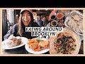 Eating All Around Brooklyn | NYC Food Travel Vlog