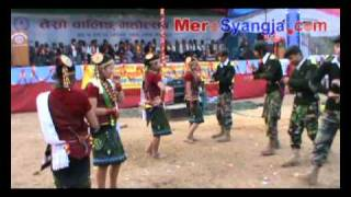 Waling Mahotsav  2067 Culture Dance