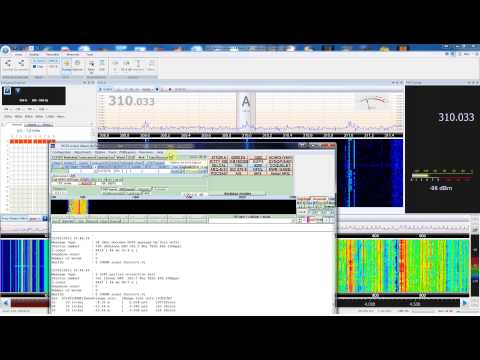 Decoding NDB  DGPS beacon