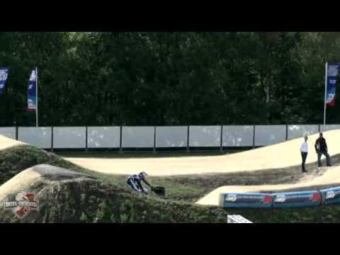 Joris Daudet's Time Trial in SX Papendal Holland