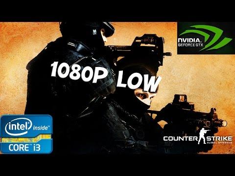 Counter Strike Global Offensive- CSGO- i3-4150- GTX 750ti (FPS Benchmark)