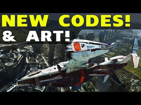 Destiny News - New Codes! Art! Ships, Corporation, Enemy, Guns, Location