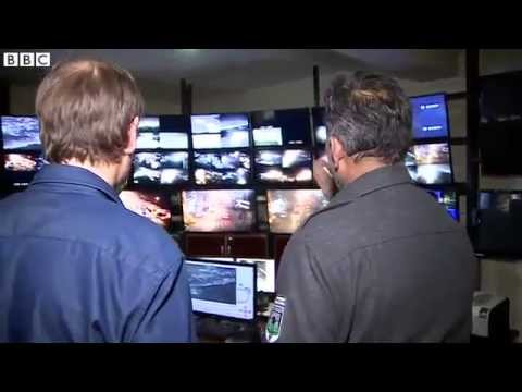 Taliban Assassin Is Caught On CCTV At Kabul Police HQ
