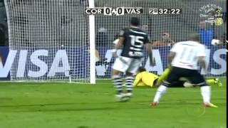 10º Corinthians 1 x 0 Vasco   Libertadores 2012   23/05/2012   Globo HD1