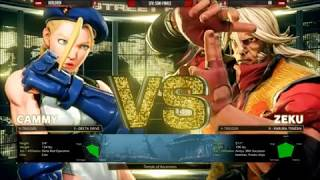 Verloren(Cammy) VS RB(Zeku) - BAM10 Winners Quarter-Final