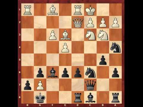 Chess: Sicilian Defence game Jun Xie 2530 - Susan Polgar 2550 http://sunday.b1u.org