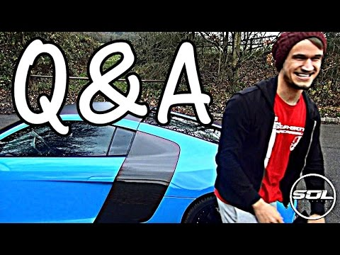 Question & Answer: Living With A Supercar