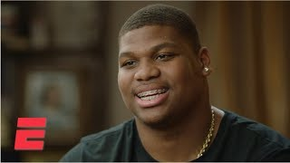 2019 NFL Draft: Quinnen Williams' journey to fulfill his mother's last wish | NFL on ESPN