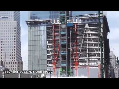 UPDATE! One World Trade Center / Freedom Tower 5/10/2013 construction progress part 4
