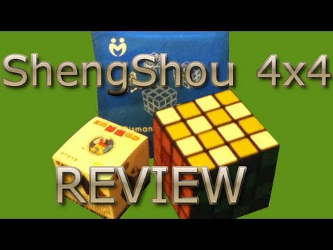 ShengShou 4x4 v3 review + 40.09 solve