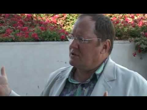 Comic-Con 09: John Lasseter Video