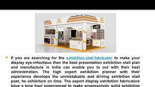 Exhibition Stall Fabricator in Mumbai | Pixelmate