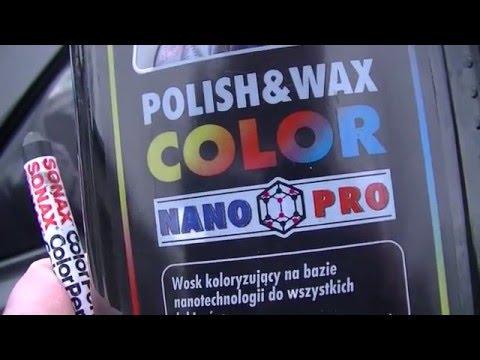 Sonax Nanotechnologia, Car Pen Paint Repair, Kredka Na Rysy, Car Scratch Remover
