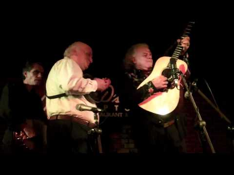 Peter Rowan Bluegrass Band-Jody Stecher sings Catfish Blues