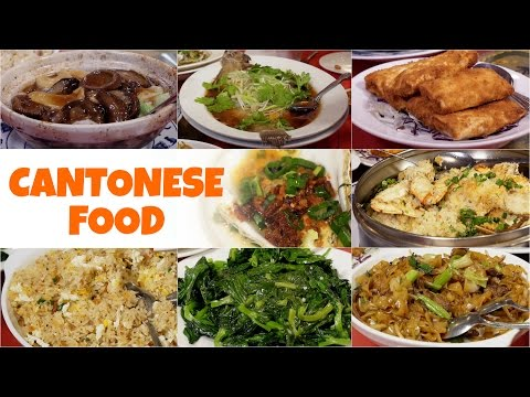 Must Have Cantonese Dishes!