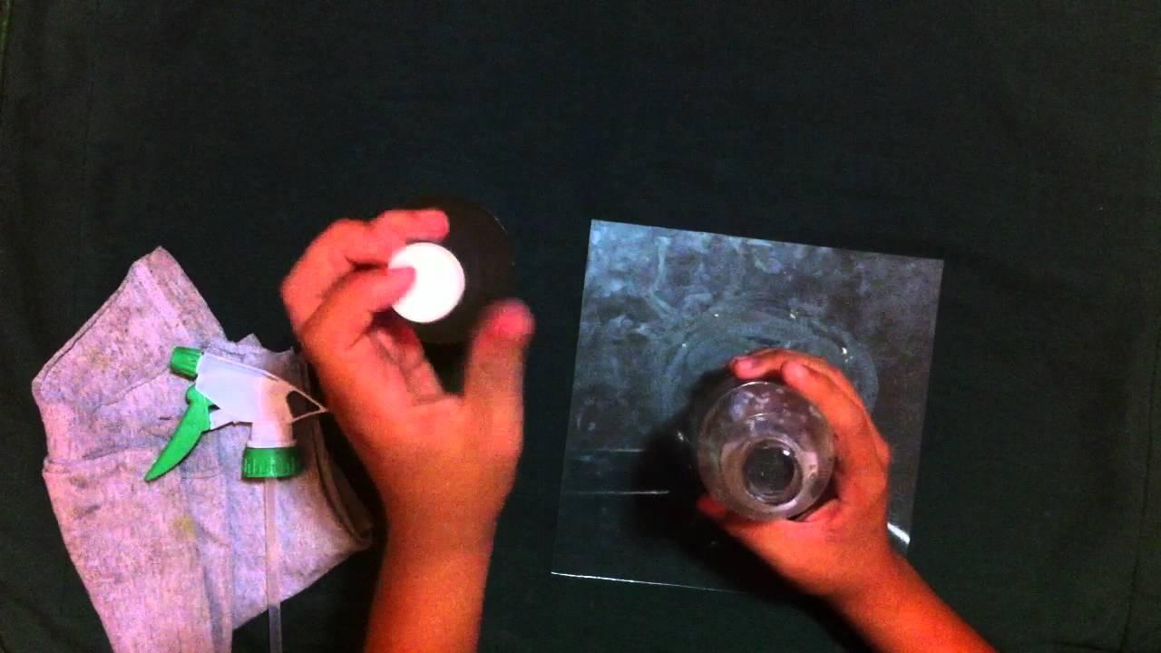 Truco para limpiar los cristales deja tus ventanas - Como limpiar cristales exteriores ...