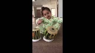 Little Creative Baby | Amazing performance | Amaging song |