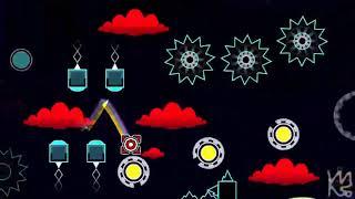 Geometry Dash - ICE Carbon Diablo X by roadbose (Extreme Demon) Complete (Live)