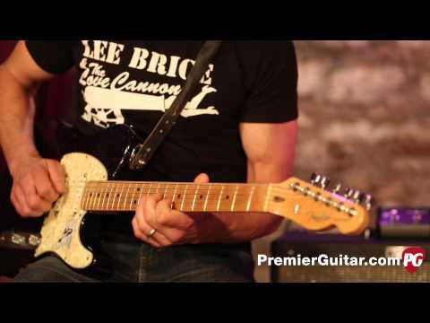 Review Demo - Fender Hot Rod DeVille Michael Landau 2x12