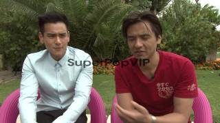 INTERVIEW: Eddie Peng and Stephen Fung on the relationshi...