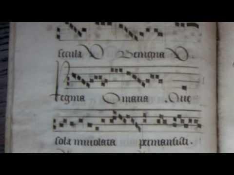 Gregorian Chant - Inviolata