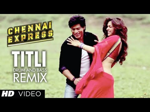 Titli Song Drum And Bass Remix Mikey Mccleary | Chennai Express | Shahrukh Khan, Deepika Padukone video